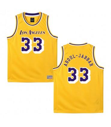 Camiseta Baloncesto ABDUL JABBAR 33