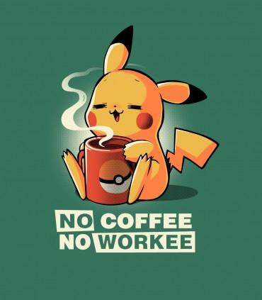 Camiseta No Coffee