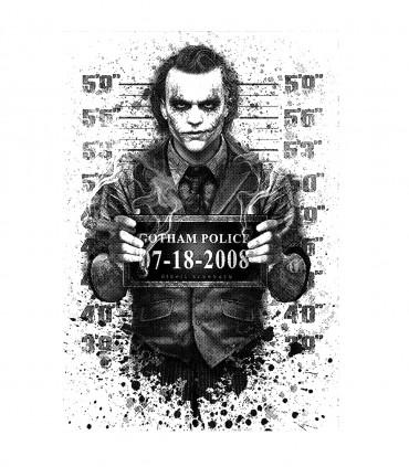 Camiseta Gotham Police
