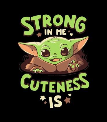 Camiseta Cuteness
