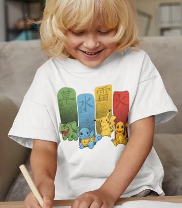Camiseta Niño Tablitas