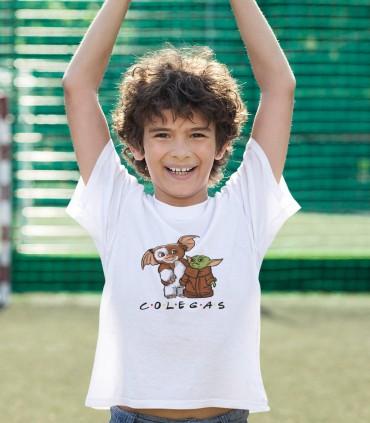 Camiseta Niño Colegas
