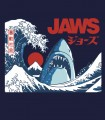 Camiseta Jaws Tiburón