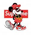 Camiseta Supreme Trap
