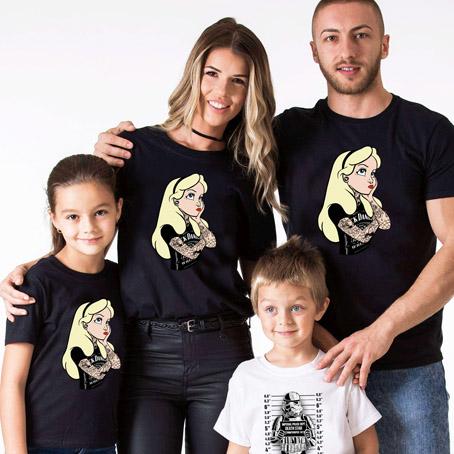 Camisetas divertidas y originales para toda la familia