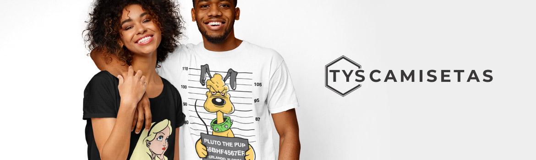 Camisetas frikis y divertidas para hombre y mujer