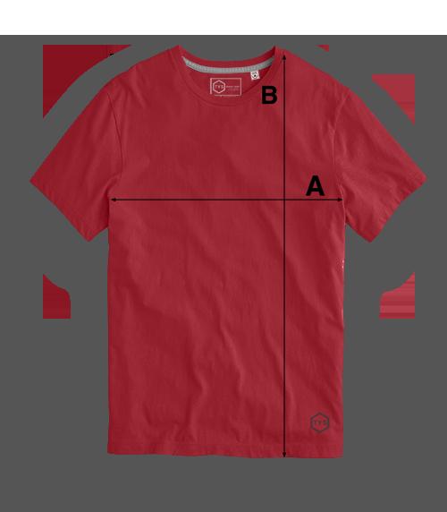 medidas camisetas tys